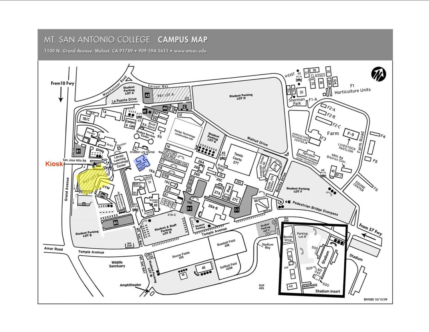 mt san antonio college campus map Parma Southern California Chapter Meeting Parma mt san antonio college campus map